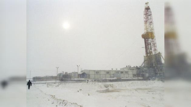 En 2010  Rusia descubrió 45 yacimientos de petróleo y gas