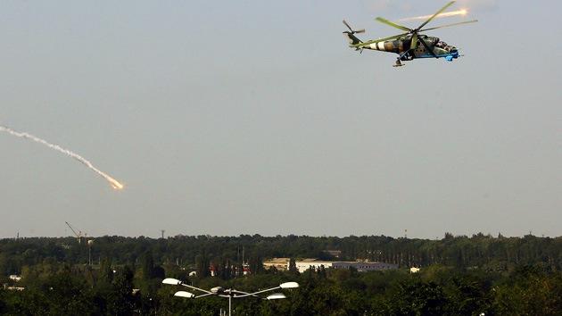 Autodefensas: Más de 100 muertos en la operación militar de Kiev en Donetsk