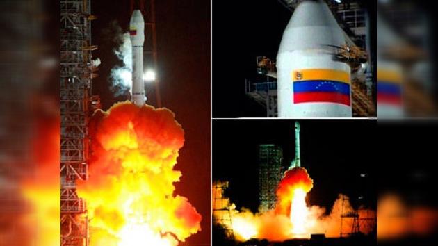 Venezuela, a la conquista del espacio