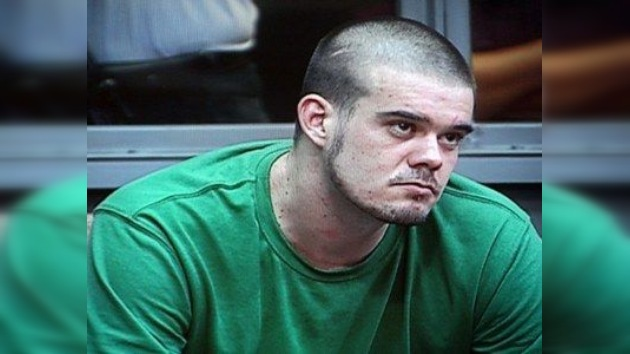 Condenan a 28 años de prisión a Van der Sloot por el asesinato de una joven peruana