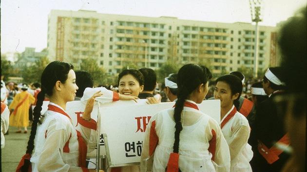 Fotos únicas de Corea del Norte en 1990