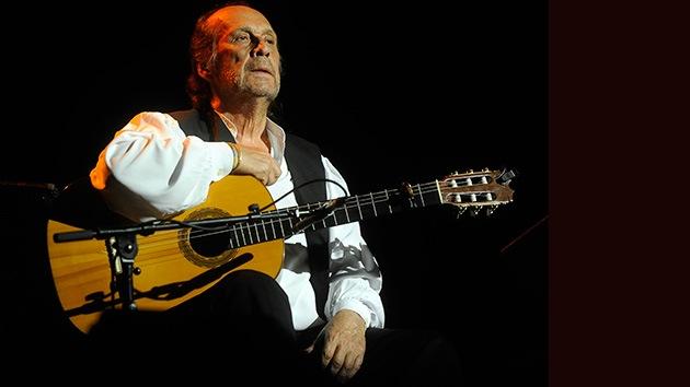Fallece la leyenda del flamenco Paco de Lucía