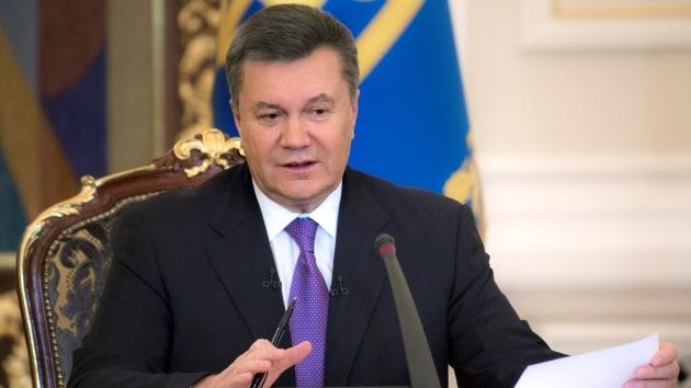 El presidente de Ucrania está listo para elecciones anticipadas