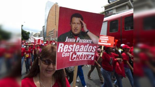 Encuestas dan como vencedor a Hugo Chávez en las elecciones de Venezuela