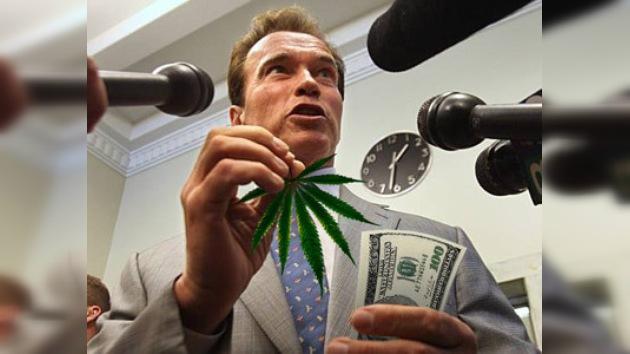 California despenaliza posesión de marihuana