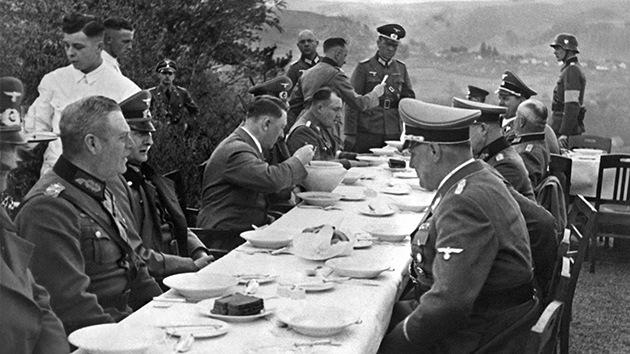 La catadora de comida de Hitler revela los horrores de la Guarida del Lobo