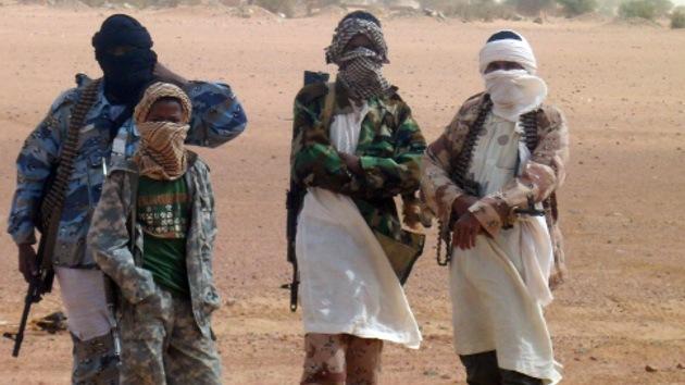 Constatan la presencia de menores en las filas de los rebeldes en Mali