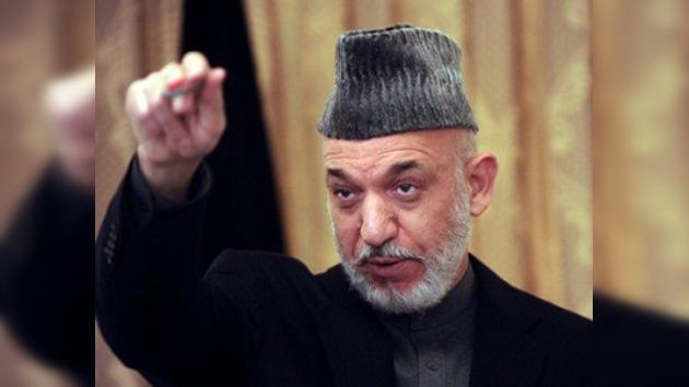 """Karzái: el desinterés de EE. UU. en indagar la matanza nos pone en """"una situación límite"""""""