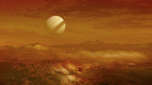 La superficie de Titán se parece a la de las playas terrestres