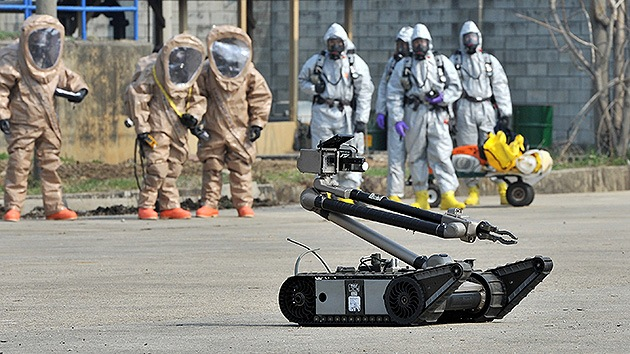 Corea del Sur se blinda con 'robots' militares