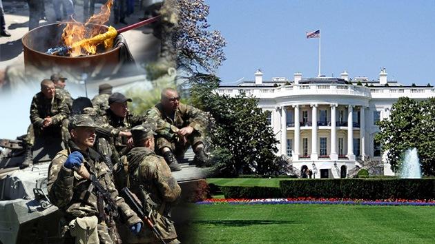 """""""Guerra Fría en el aire: Para EE.UU. es vital suprimir a su poder alternativo, que es Rusia"""""""