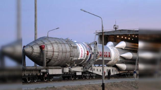 Intelsat escoge a Protón para lanzar nuevo satélite