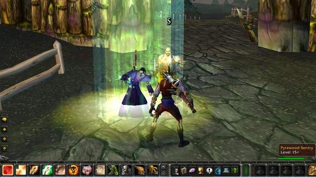 Condenadas diez personas en China por apoderarse de cuentas de 'World of Warcraft'
