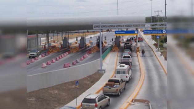 Estados Unidos y México abren un nuevo puente en la frontera