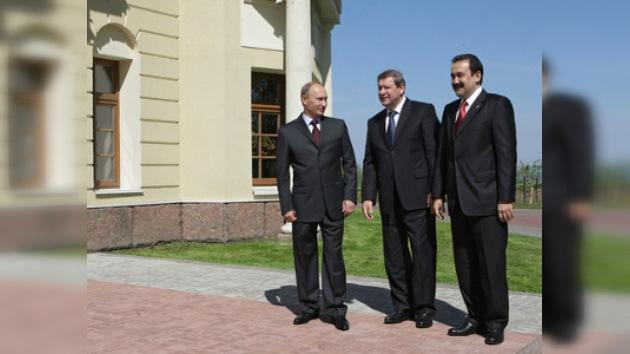 """Putin: """"La Unión Aduanera se transforma en una realidad geopolítica"""""""