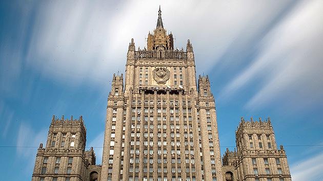 Moscú pide castigar a los autores del bombardeo en Lugansk