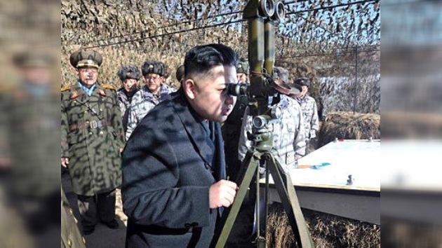 """Kim Jon-un: la guerra entre las dos Coreas podría comenzar """"en cualquier momento"""""""