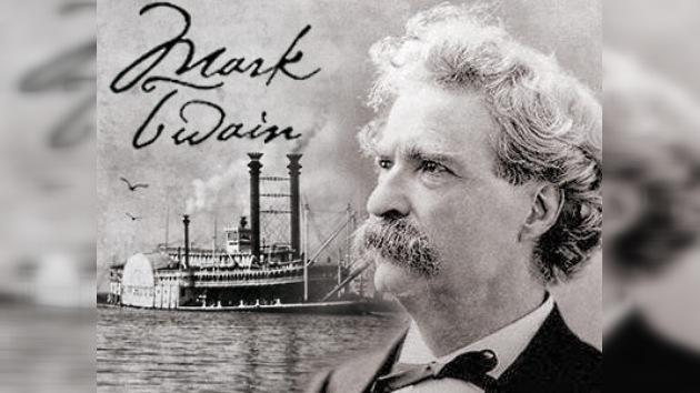 La cara oculta de la vida de Mark Twain