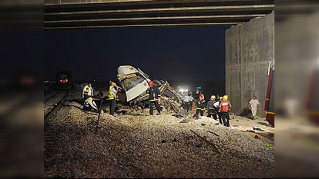 Un accidente de tráfico en Israel deja 7 fallecidos y al menos 30 heridos