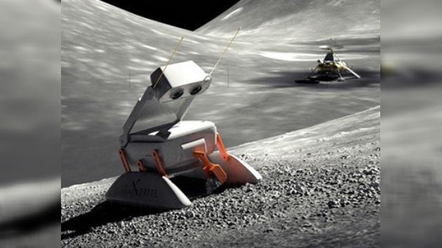 Rusia presentará un prototipo de vehículo lunar este verano