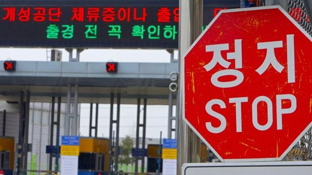 Corea del Norte amenaza con el cierre definitivo del complejo industrial Kaesong