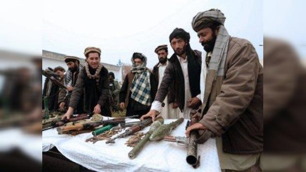 El triunfalismo de los prisioneros talibán 'deprime' a la OTAN
