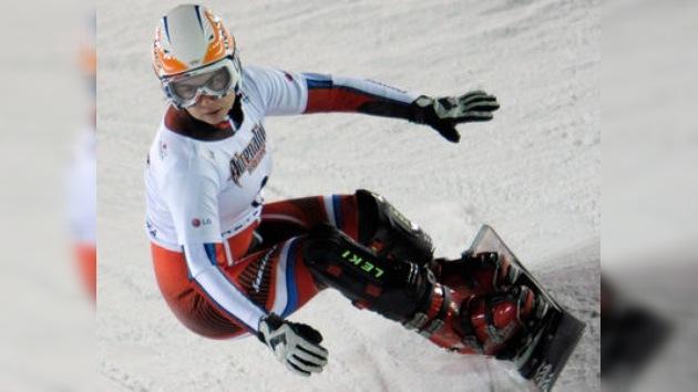 Las rusas conquistan el podio en la Copa del Mundo de Snowboarding