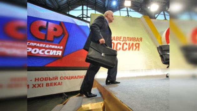 Dos partidos de la izquierda rusa presentan sus programas electorales