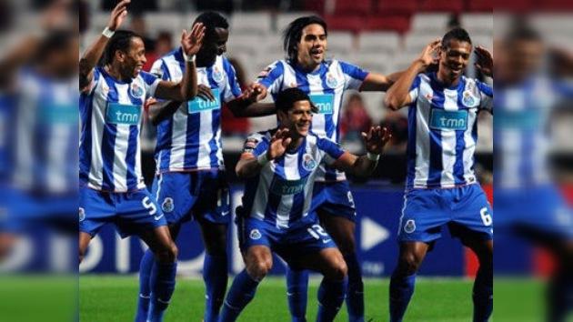 Oporto se consagra campeón en Portugal por vigésima quinta vez