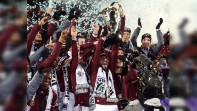Colorado se proclama por primera vez campeón de la Major League Soccer