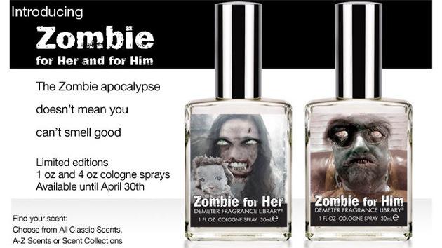 El olor a 'muerto viviente', el último grito en perfumes