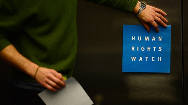 Human Rights Watch: Ucrania interfiere peligrosamente en la libertad de prensa