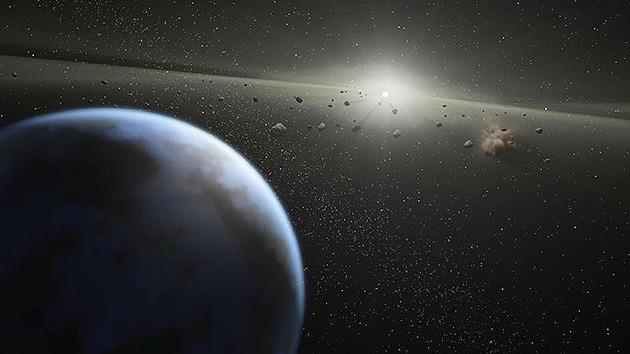 La Nasa ha elegido tres asteroides para capturarlos y lanzarlos a la órbita lunar