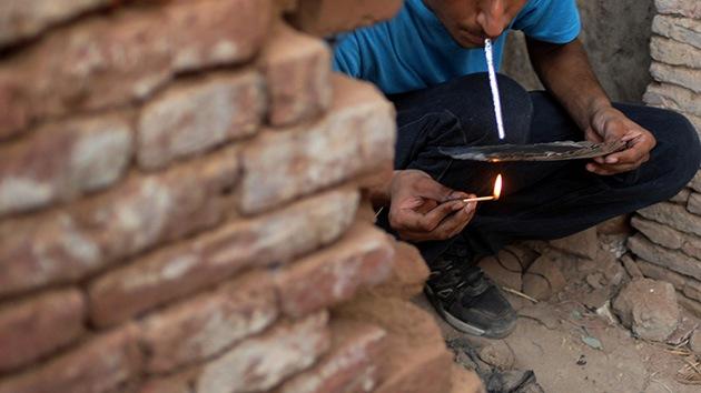 Ecos de la guerra: India, afectada por el narcotráfico de Afganistán