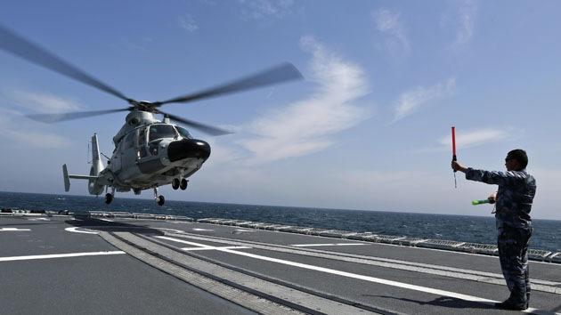 China participará por primera vez en unas maniobras militares de EE.UU. en el Pacífico