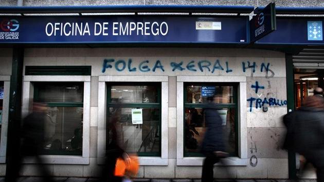 Más de 132.000 españoles se suman al paro en enero de 2013