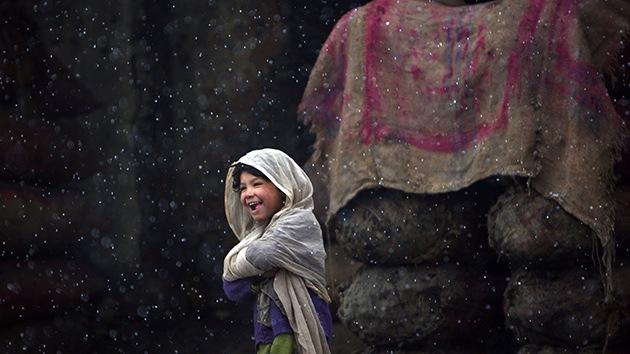 Infografía: ¿Es usted feliz? Países ricos y pobres califican su nivel de felicidad