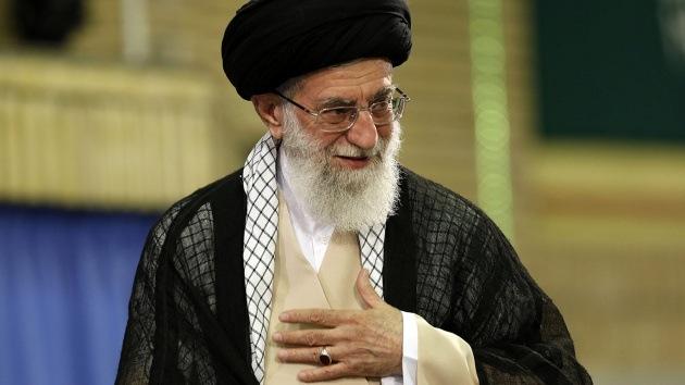 """El líder supremo de Irán propone """"eliminar"""" Israel"""