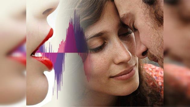 Una voz agradable es indicador de una pareja infiel
