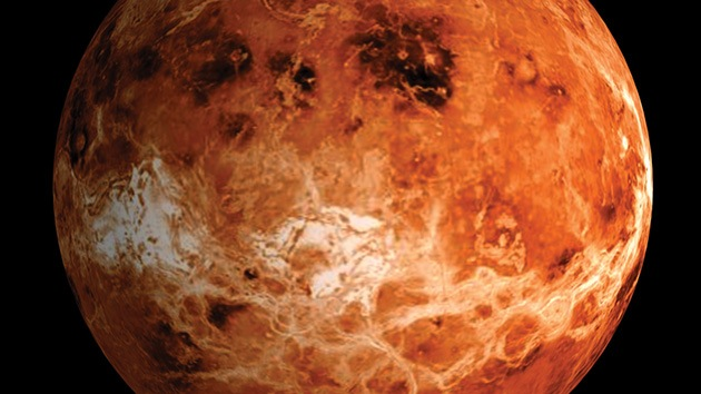 Astrónomos hallan una nube gigante de polvo en la órbita de Venus