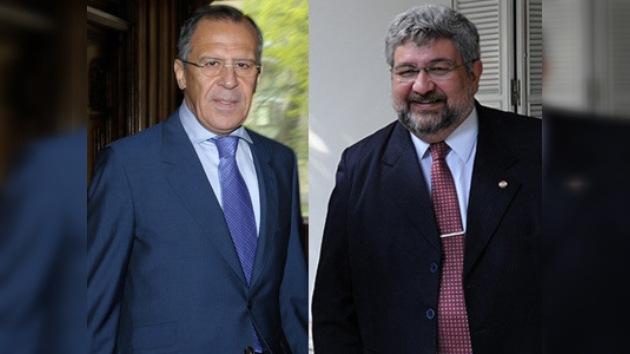 El canciller paraguayo realiza una visita histórica a Rusia