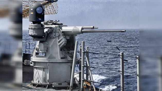 EE. UU. ultima un sistema láser para defender a los barcos de pequeñas embarcaciones