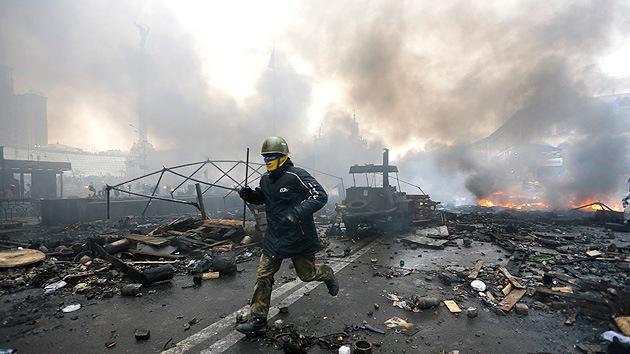 Kiev prepara provocaciones en las regiones del este para desacreditar a los militares rusos