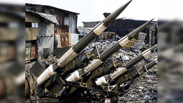 Hallan misiles antiaéreos en las favelas de Río de Janeiro