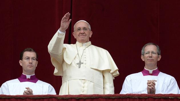 """El papa Francisco: """"Ateos, ¡trabajen con nosotros por la paz!"""