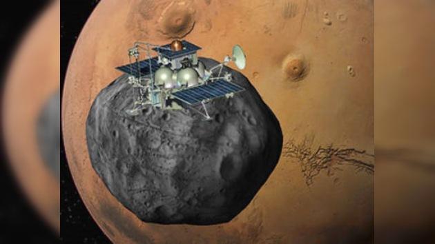 Será lanzada una sonda al satélite de Marte 'Fobos'