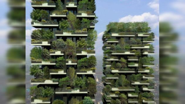 La arquitectura moderna se va por las ramas