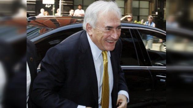 La próxima audiencia sobre el caso Strauss-Kahn será el 1 de agosto