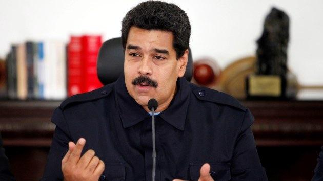 """Maduro: """"La oposición asesinó a dos civiles"""""""
