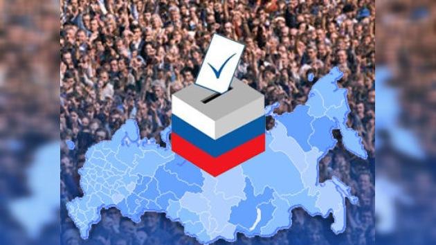 Rusia elije su nueva Duma Estatal